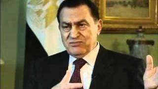 فيديو لمبارك يتحدث عن الشيخ زايد بن سلطان