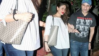 The impending marriage of star couple Kareena Kapoor and Saif Ali Khan has been talk of the town since last year, but the actress says its her beau Saif who.