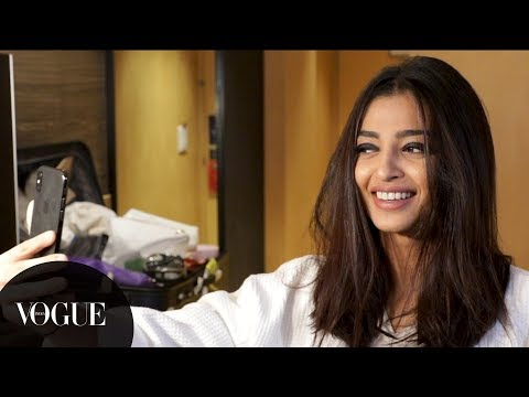 Here's how Radhika Apte got ready for the Vogue Women Of The Year Awards