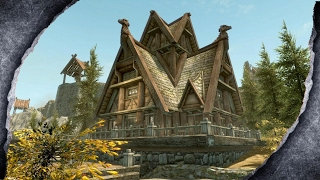 skyrim: ЛУЧШИЕ ДОМА #7 Skyfall Estate