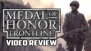 Medal of Honor: Frontline Playstation 2 Game Review