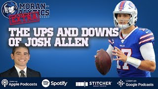 Josh Allen's Ups & Downs... Does He Have The Yips?
