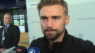 BVB-Kapitän an Bord: Schmelzer hofft auf Einsatz in Nikosia