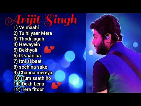 Arijit Singh Superhit Songs Jukebox 2020❤️