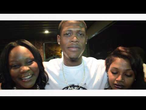 Trebey (Upscale Elite Records) Vlog #1 Promoting Party