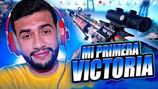 MI PRIMERA VICTORIA GRABADA EN RESURGIMIENTO!! Warzone - JoanFerPLAY