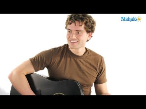 Learn Your First Guitar Chords: G (Lesson 14 of 19) - YouTube