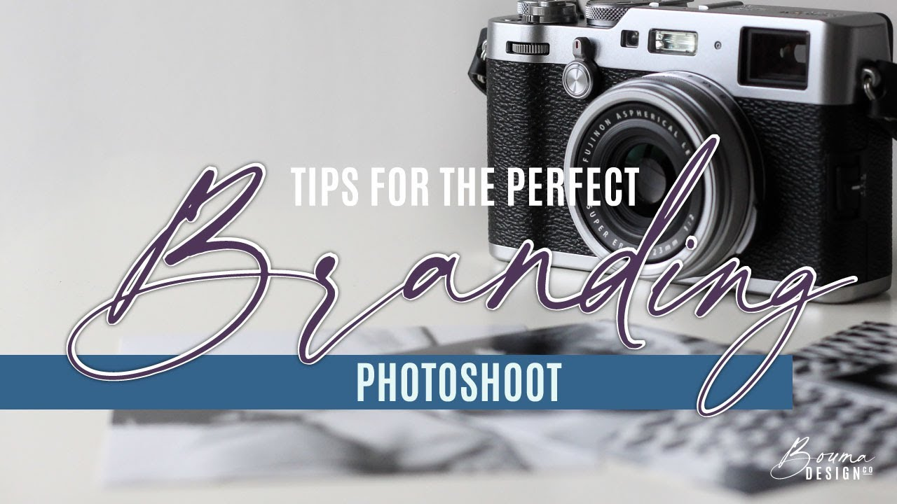 Get the Perfect Branding Photoshoot