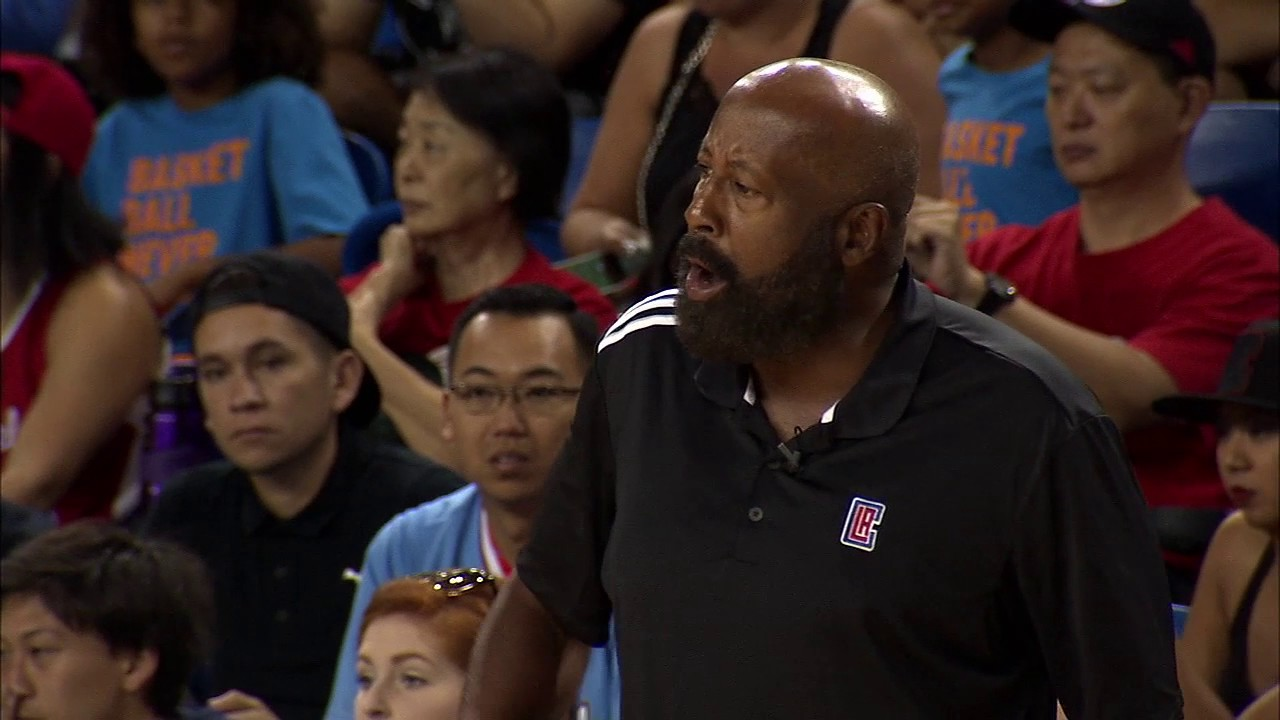 Clippers Weekly Mike Woodson mic d up at scrimmage