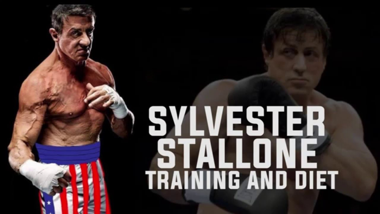 SYLVESTER STALLONE - 5 TIPS TO CONTROL HUNGER - Fitness/Muscle/Diet