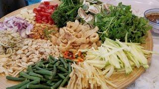 C/w Nana: Lao Fish Wrap Sauce (ແຈ່ວໝ້ຽງປາແດກ == Jeow Mieng Padek)