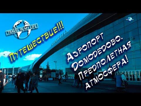 Аэропорт Домодедово. DME. Предполетная атмосфера