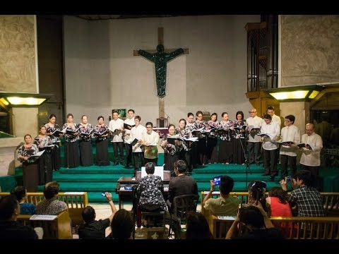 MET Chorus' DEO GRATIAS Reunion Concert  2014 Part II