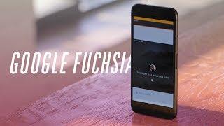 Google Fuchsia OS заменит Android?