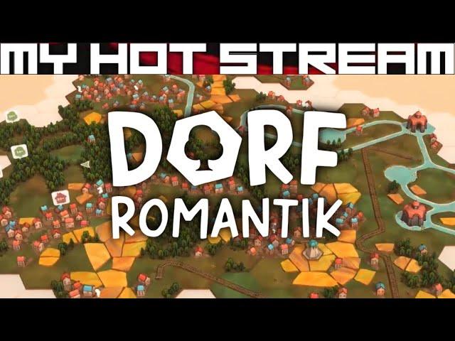 Dorfromantik - First Impressions & First Playthrough