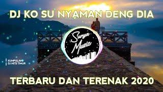 Download DJ KO SU NYAMAN DENG DIA TIK TOK VIRALLL REMIX