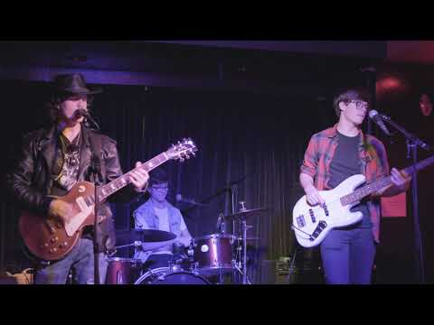 James Marrin and the Midnight Riders Cover Highway Tune