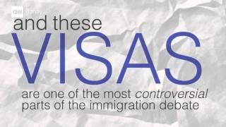 what is an h1b visa