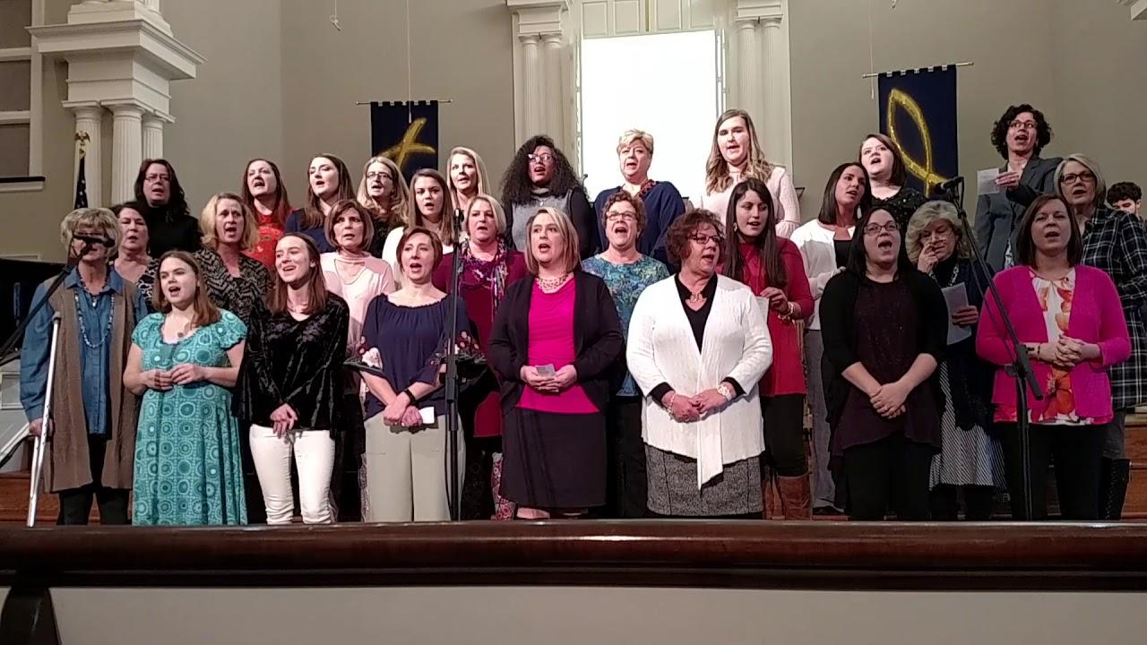 """Viewmont Baptist Teachers Singing """"Battles"""""""