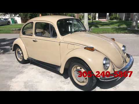 VW Beetle 1970 For Sale