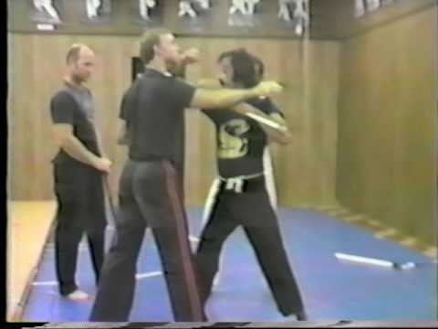 Cane Training Bill Eichorn Part 1