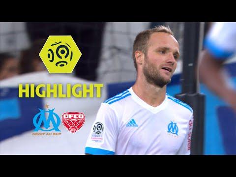 Olympique de Marseille - Dijon FCO (3-0) - Highlights - (OM - DFCO) / 2017-18
