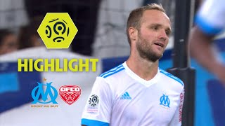 Olympique de Marseille - Dijon FCO (3-0) - Highlights - (OM - DFCO) / 2017-18