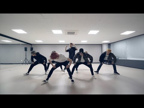 NCT U 엔시티 유 'BOSS' Dance Practice