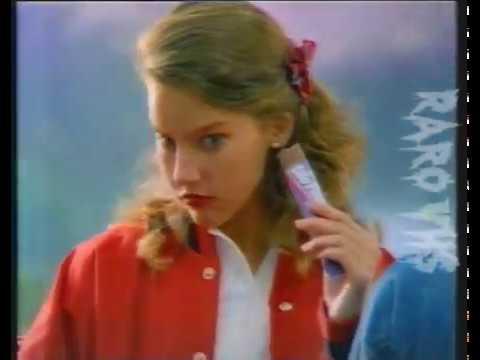 Publicidad Milka Lila Pause 1993 Moira Gough