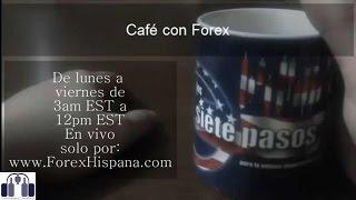 Forex con café - del 22 de Julio
