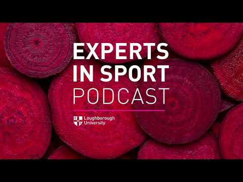 E14 How can dietary nitrates improve elite level athlete performance? Experts in Sport
