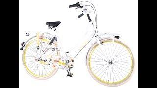 SALUTONI Städtischer Verkehr Fahrrad-Cartoon-28 Zoll-50 cm Shimano Nexus 3-speed 95% montiert - 72848
