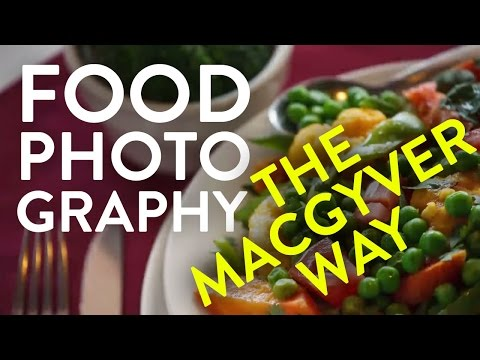 Food Photography Without Expensive Gear - Chris Marquardt