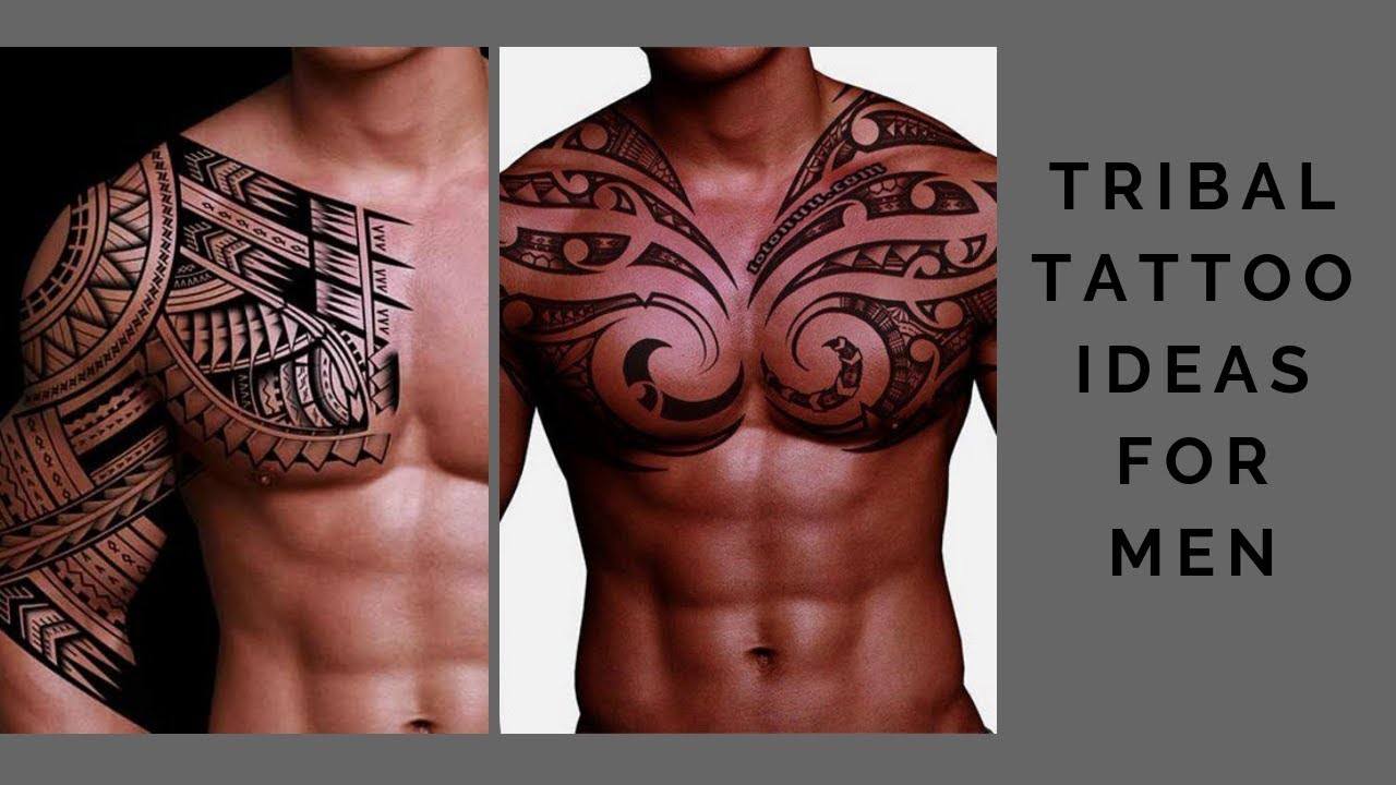 Tribal Tattoo Ideas For Men Youtube There are many designs a man can go with a small tattoo theme. tribal tattoo ideas for men