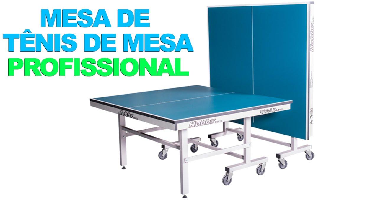 Medidas de mesa de ping pong e t nis de mesa profissional com rodas loja - Mesas de pinpon ...