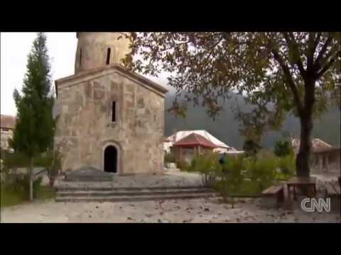 CNN- Azerbaijan-rich trading history - Shaki ( by---- Azerbaijan Realities)