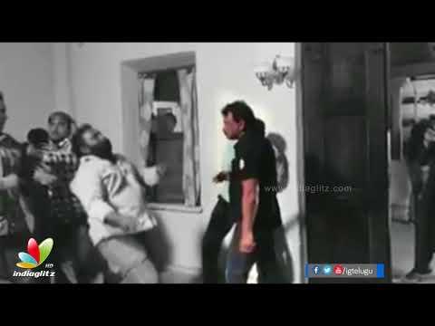 లాగి కొట్టిన వర్మ - మామూలుగా కాదు || Stunts of RGV - The fighter || Ram Gopal Varma || #GST