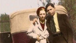 Бонни Паркер и Клайд Бэрроу - американские грабители