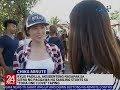Kylie Padilla, nasapak habang nagti-taping