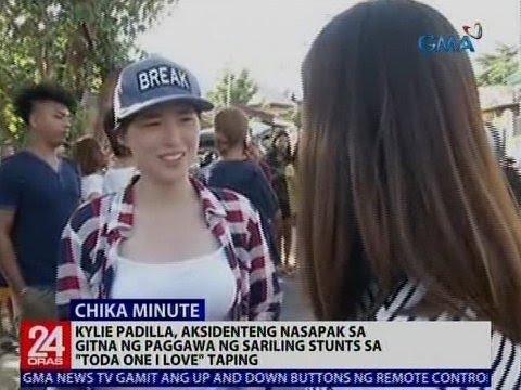 Kylie Padilla, aksidenteng nasapak sa gitna ng paggawa ng sariling stunts