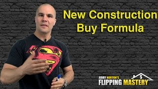 How to Analyze New Construction When Flipping Houses