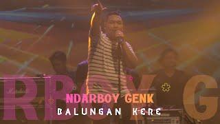 NDARBOY GENK - BALUNGAN KERE, live at UGM