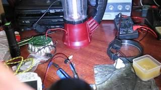 переделка китайской консоли.не включается ,вздулся акб.нет зарядки+китайский фонарик+зарядки