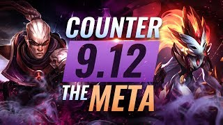 Counter The Meta: OP Counterpicks for EVERY Role - Patch 9.12 - League of Legends Season 9