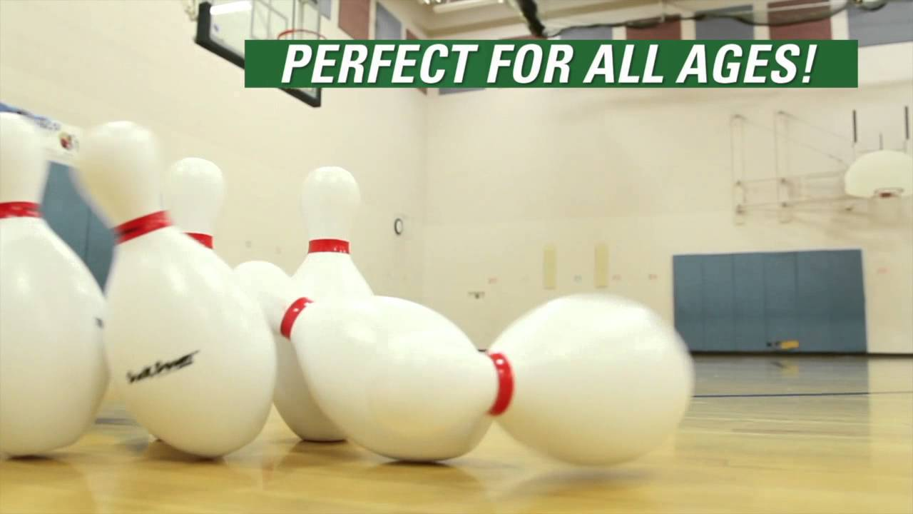 Bowling Set for Young Kids - YouTube