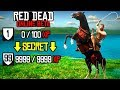 THIS ONE SECRET WILL LEVEL YOU FAST in Red Dead Online! EASY RANK UP in RDR2 Online!