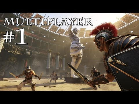 RYSE Son of Rome | Multiplayer | Let's Play en Español | Capitulo 1