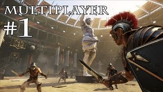 RYSE Son of Rome | Multiplayer | Let