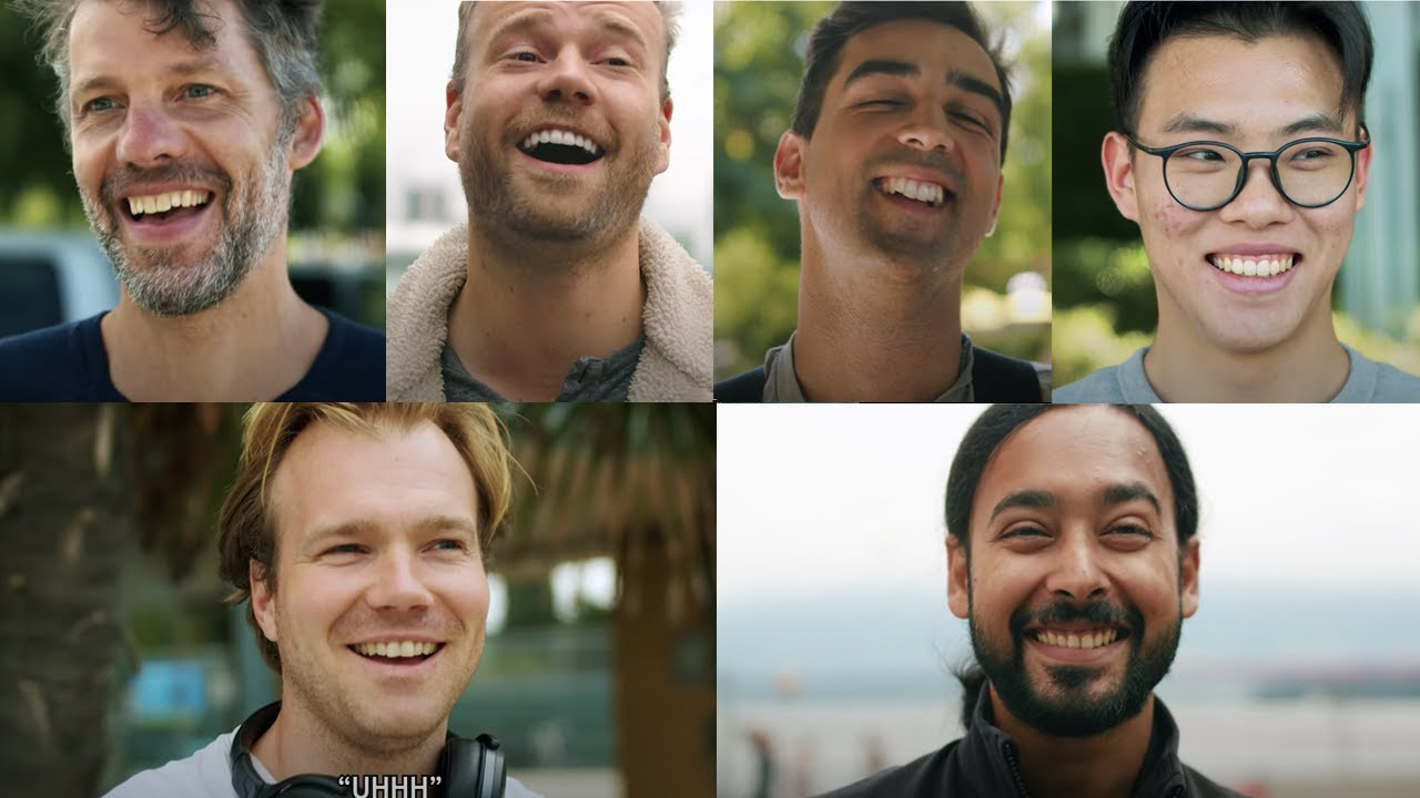 Men React To Being Called Handsome (Social Experiment)
