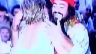 U2 L. Pavarotti Miss Sarajevo Original Video